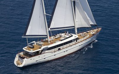 S/Y NAVILUX had another successful season!