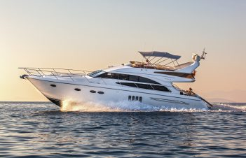 Crewed Charters & Motor Yachts