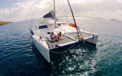 Catamaran GENESIS available in the BVI and offers 10% discount!