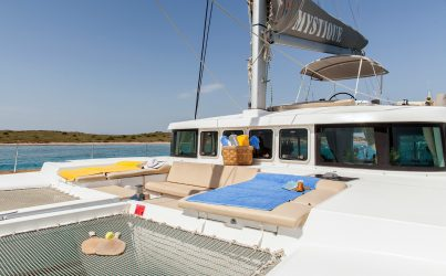 Lagoon 500 – MYSTIQUE available in Greece