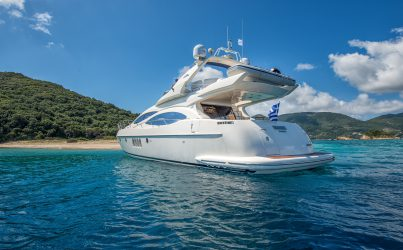 M/Y MANU available at Euros 17,000 plus all for May!