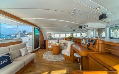 Catamaran Mala in Croatia offers 15% discount for the summer!