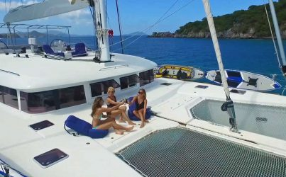 Offers with Lagoon 62 SERENITY NOW