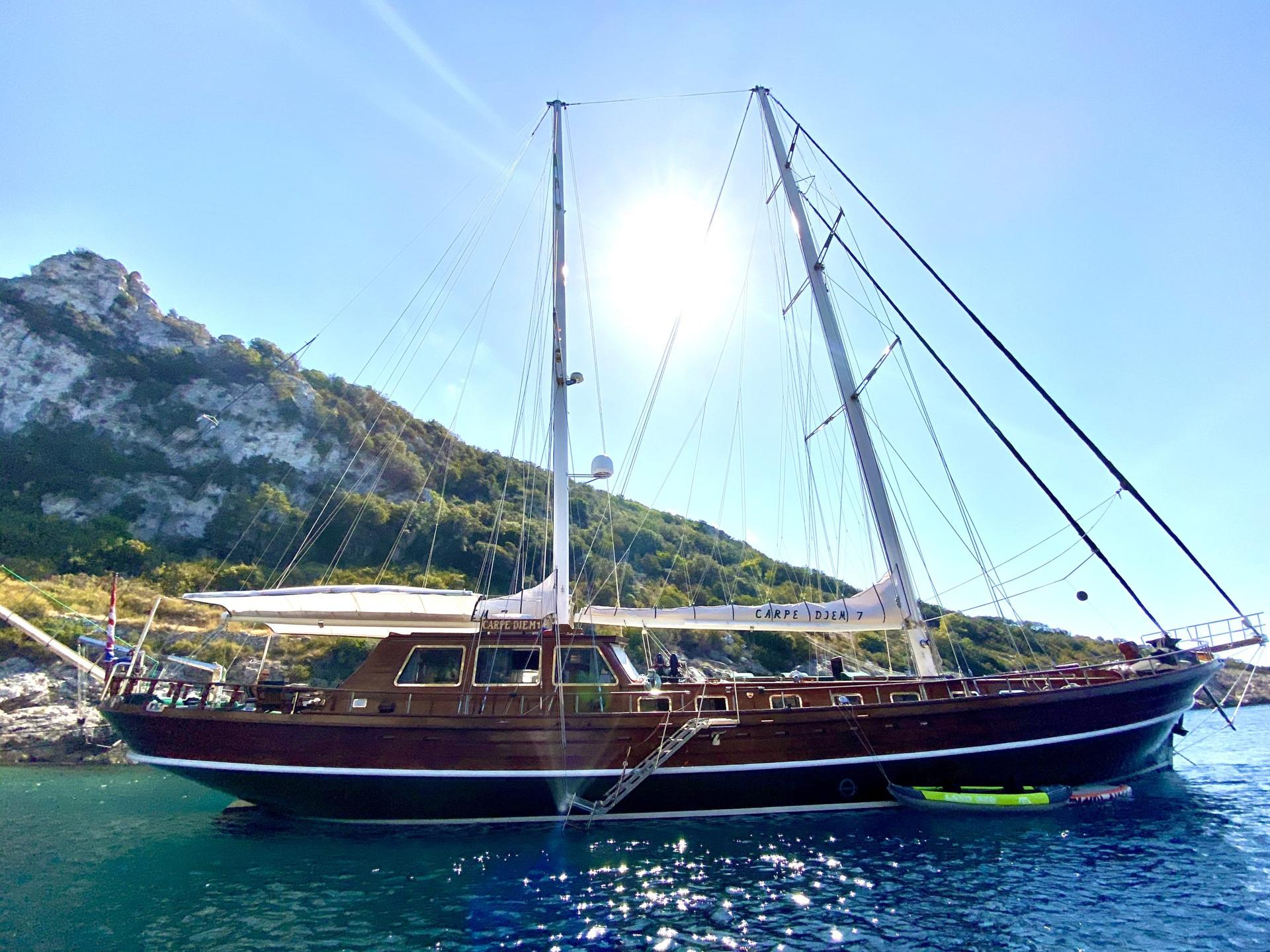 THE GLORY OF CROATIA, SAILING, FOOD AND WINE